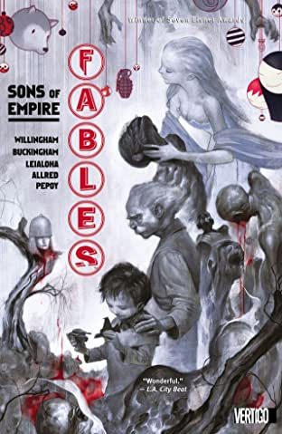 Fables Tome 9: Sons of Empire