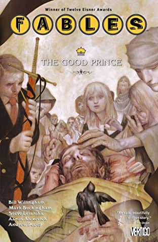 Fables Tome 10: The Good Prince