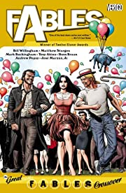Fables Vol. 13: The Great Fables Crossover