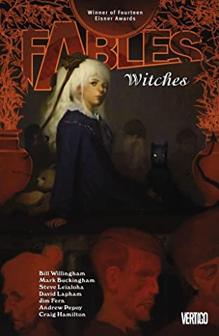 Fables Tome 14: Witches