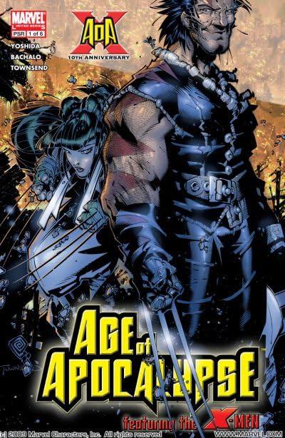 X-Men: Age of Apocalypse #1