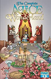 The Complete Alice In Wonderland #4 (of 4)
