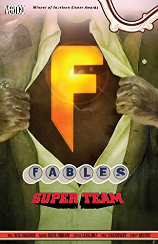 Fables Tome 16: Super Team