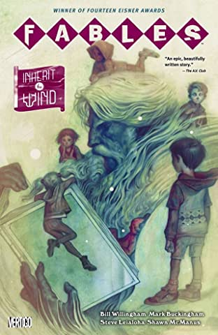 Fables Tome 17: Inherit the Wind