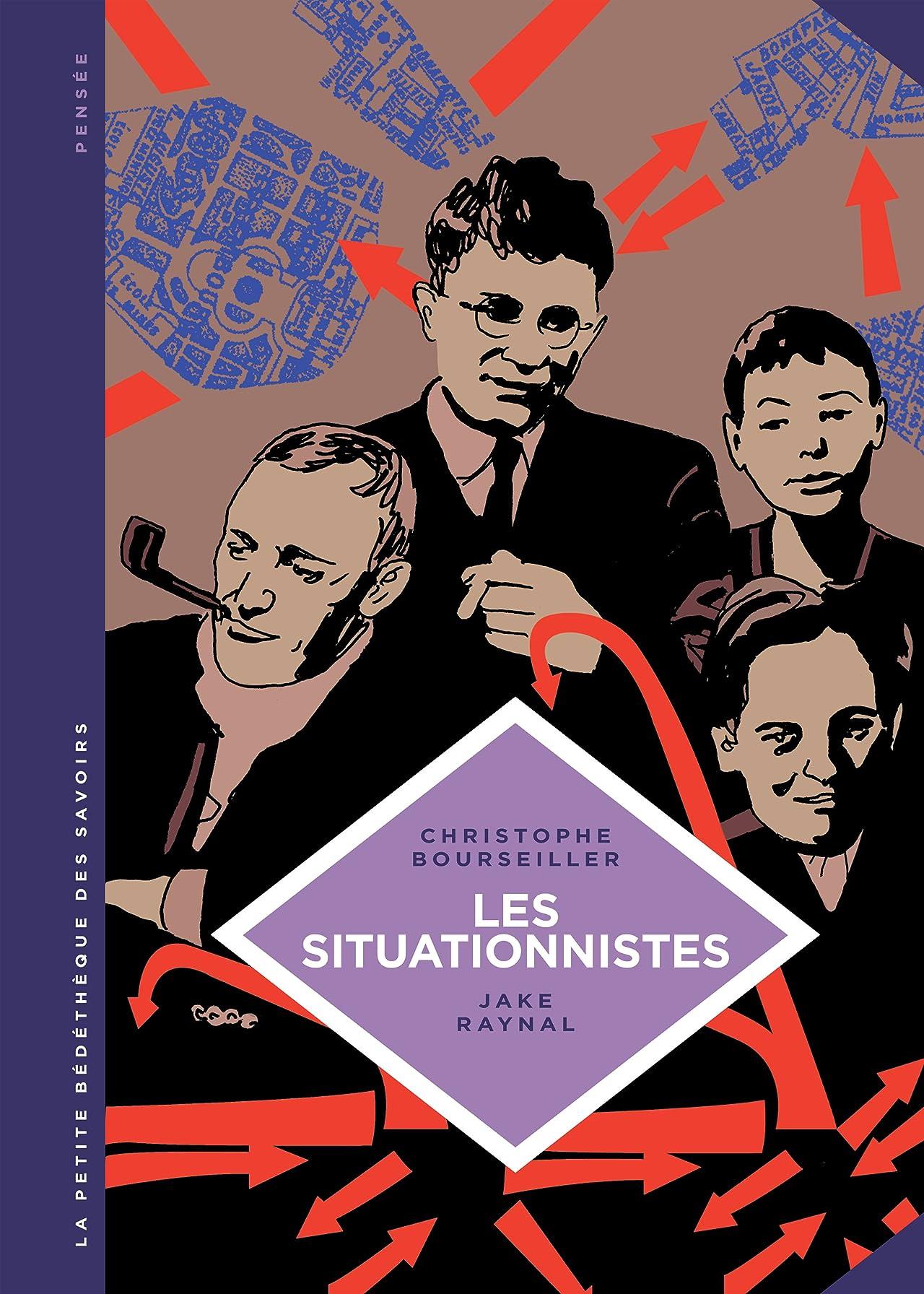 La petite Bédéthèque des Savoirs Vol. 13: Les situationnistes