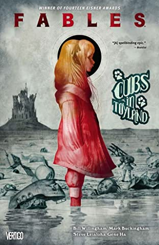 Fables Tome 18: Cubs In Toyland