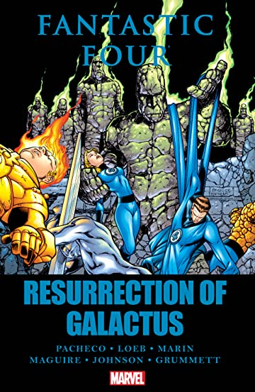 Fantastic Four: Resurrection of Galactus