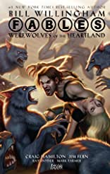 Fables: Werewolves of the Heartland