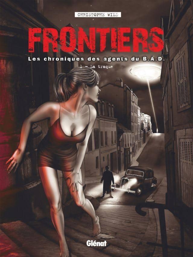 Frontiers Vol. 1: La traque