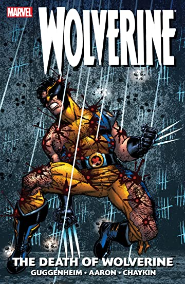 Wolverine: The Death of Wolverine