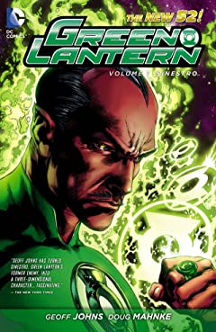 Green Lantern (2011-2016) Vol. 1: Sinestro