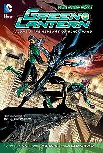 Green Lantern (2011-2016) Vol. 2: Revenge of the Black Hand