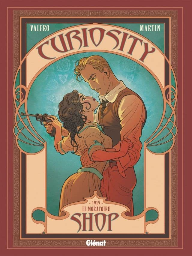 Curiosity Shop Vol. 3: 1915 - Le Moratoire