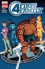 Fantastic Four: First Family (2006) #4 (of 6)