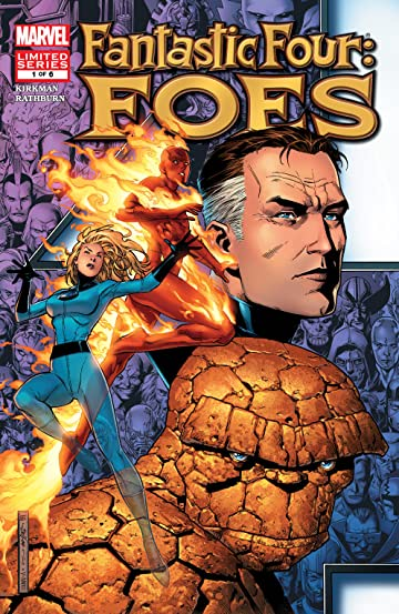 Fantastic Four: Foes (2005) #1 (of 6)