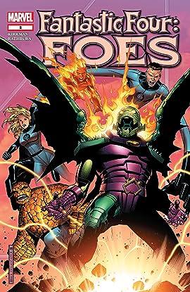 Fantastic Four: Foes (2005) #2 (of 6)