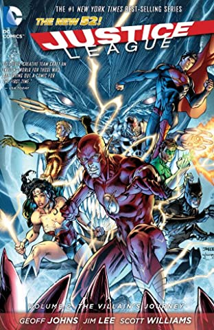 Justice League (2011-2016) Vol. 2: The Villain's Journey