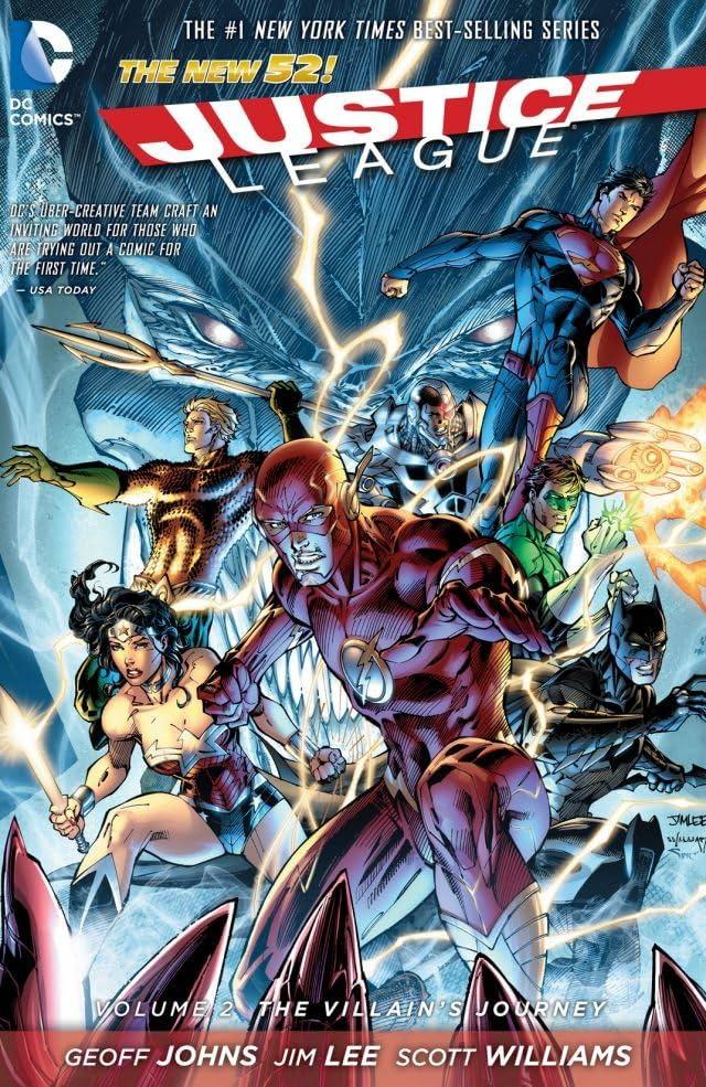 Justice League (2011-) Vol. 2: The Villain's Journey