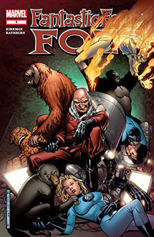 Fantastic Four: Foes (2005) #5 (of 6)