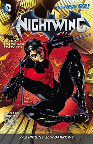Nightwing (2011-2014) Tome 1: Traps and Trapezes