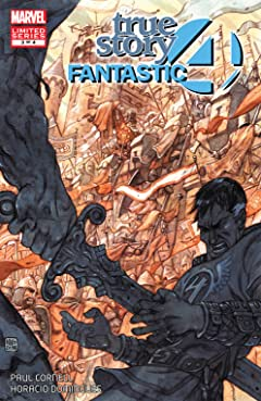 Fantastic Four: True Story (2008) #3 (of 4)