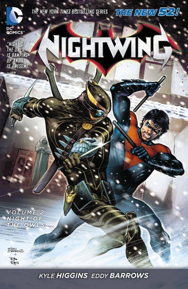 Nightwing (2011-2014) Vol. 2: Night of the Owls
