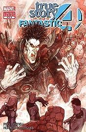 Fantastic Four: True Story (2008) #4 (of 4)