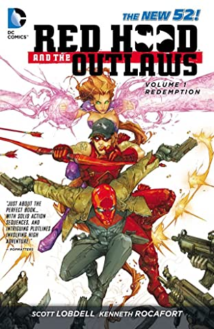 Red Hood and the Outlaws (2011-2015) Tome 1: REDemption