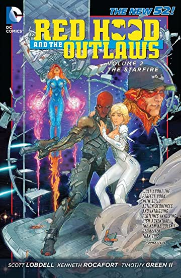 Red Hood and the Outlaws (2011-2015) Vol. 2: The Starfire