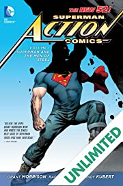 Superman - Action Comics (2011-2016) Vol. 1: Superman and the Men of Steel
