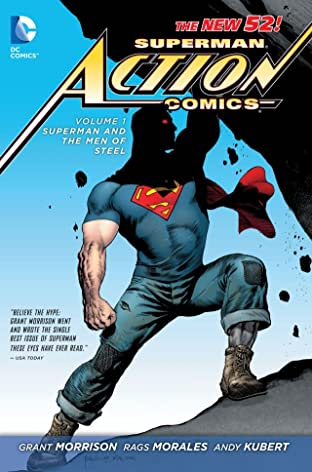 Superman - Action Comics (2011-2016) Tome 1: Superman and the Men of Steel