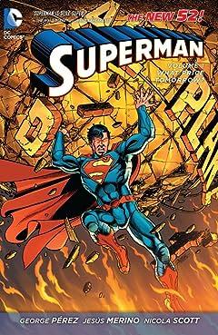 Superman (2011-2016) Vol. 1: What Price Tomorrow?