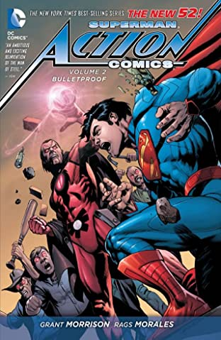 Superman - Action Comics (2011-2016) Tome 2: Bulletproof