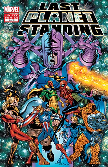 Last Planet Standing (2006) #1 (of 5)