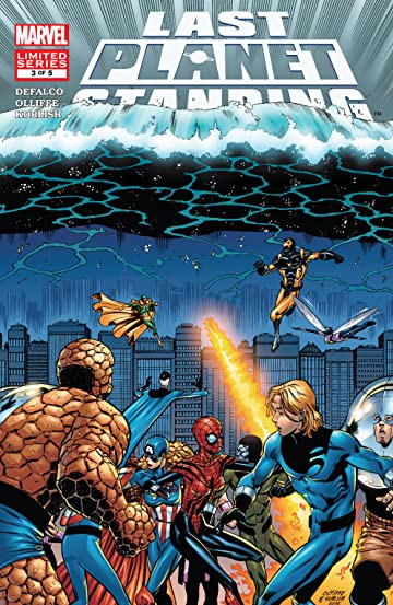 Last Planet Standing (2006) #3 (of 5)