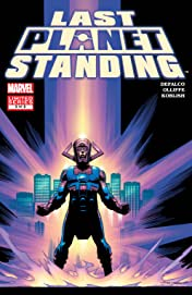 Last Planet Standing (2006) #5 (of 5)