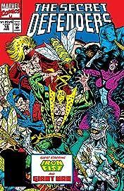 Secret Defenders (1993-1995) #18
