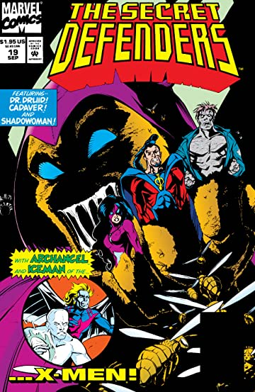 Defenders: Secret Defenders (Secret Defenders (1993-1995))