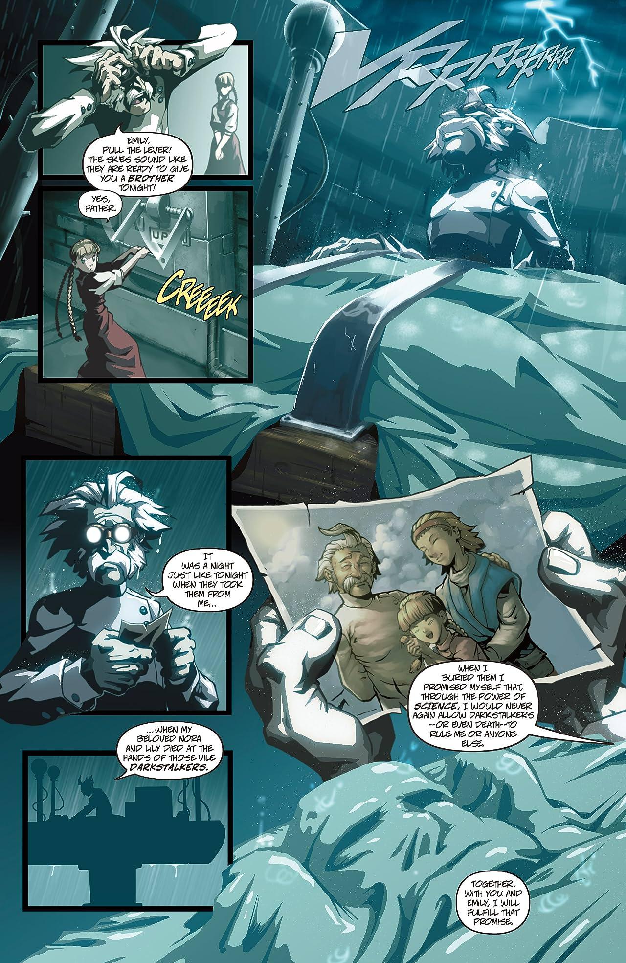 Darkstalkers #4