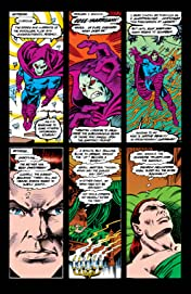 Secret Defenders (1993-1995) #25