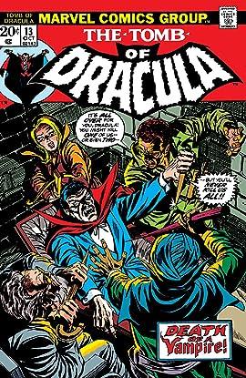 Tomb of Dracula (1972-1979) #13