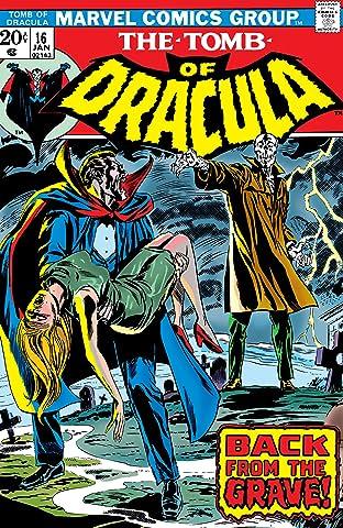 Tomb of Dracula (1972-1979) #16