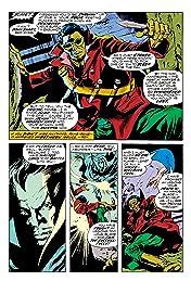 Tomb of Dracula (1972-1979) #17