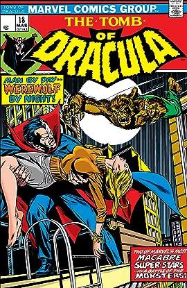 Tomb of Dracula (1972-1979) No.18
