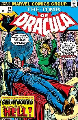 Tomb of Dracula (1972-1979) #19