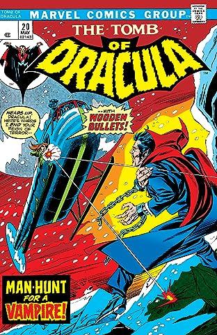 Tomb of Dracula (1972-1979) #20