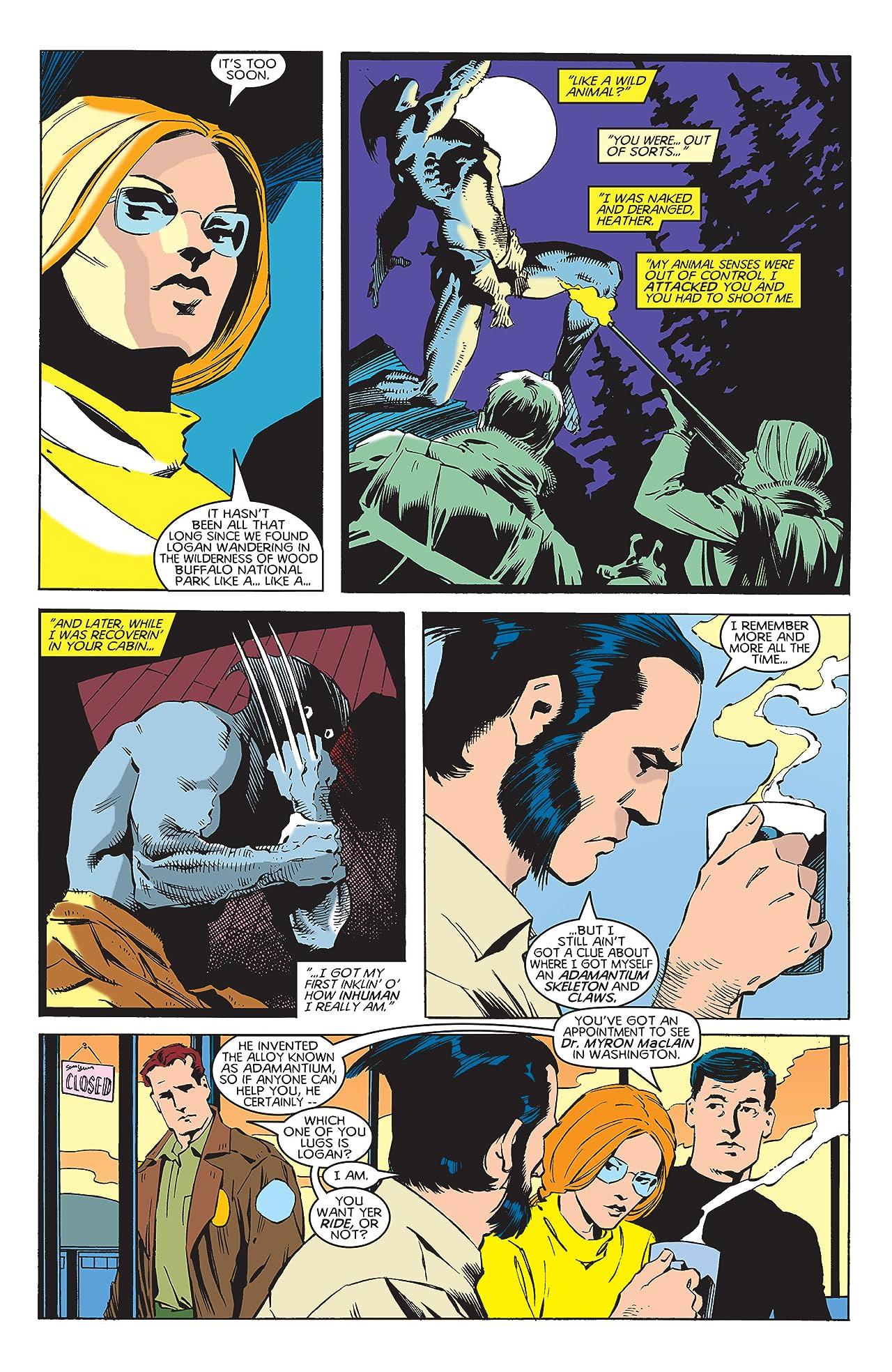 Wolverine (1988-2003) #-1