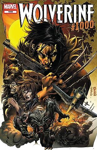 Wolverine (2010-2012) #1000