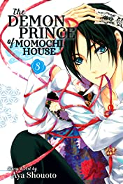 The Demon Prince of Momochi House Vol. 8