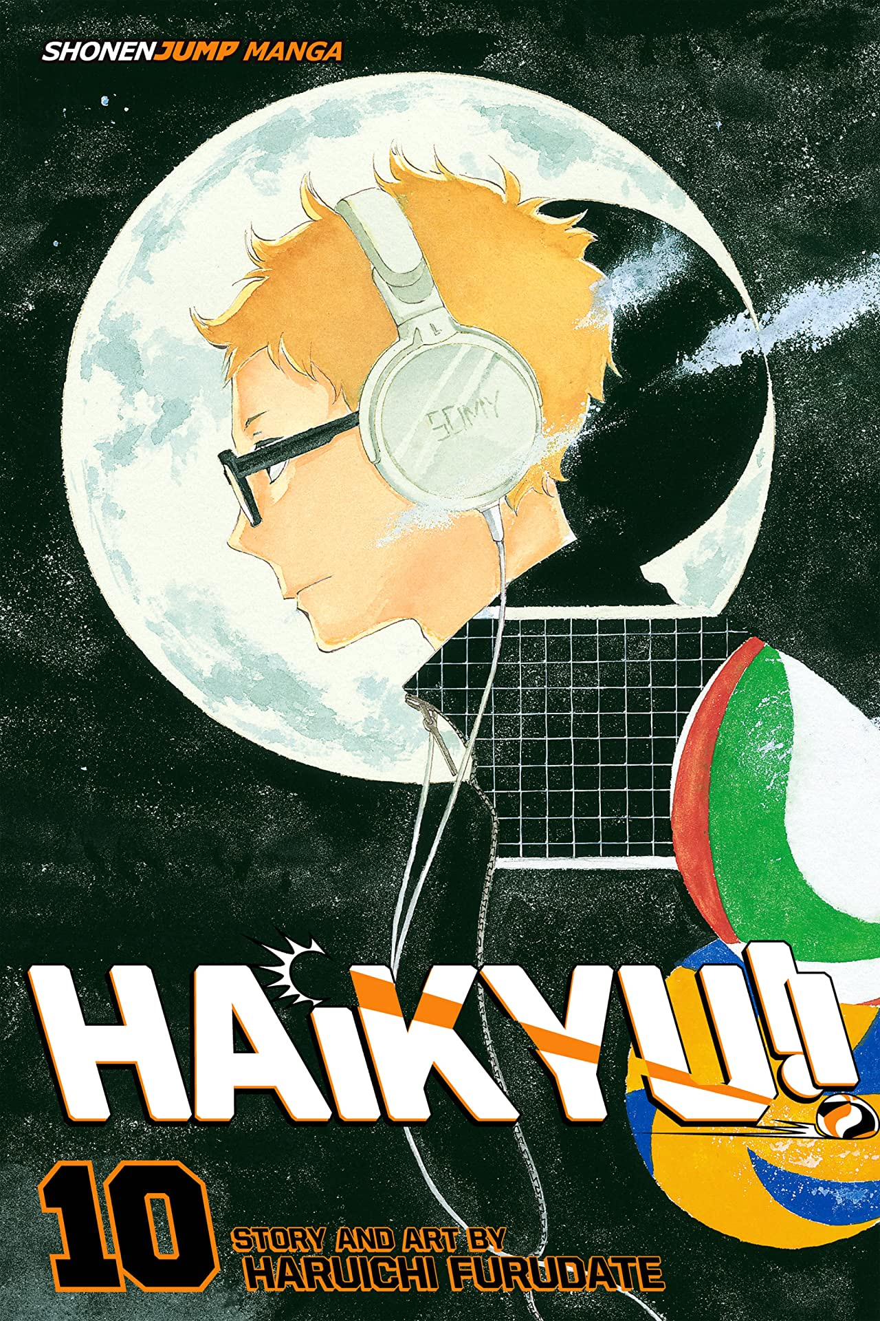 Haikyu!! Vol. 10